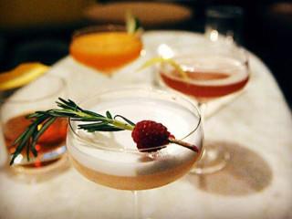 Garage cocktail bar Austin downtown drink