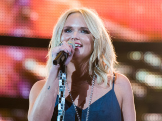 Miranda Lambert at Rodeo