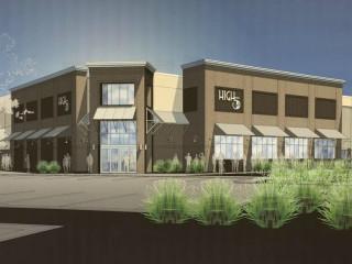 High 5 five entertainment venue Lakeway Austin rendering 2015