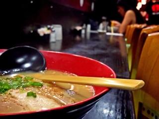 Hanabi Ramen & Izakaya pork ramen