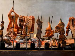 El Machito meat Mexican Restaurant San Antonio barbecue