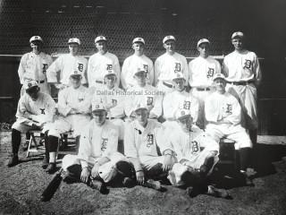 Dallas Historical Society presents Historic Texas Baseball Panel