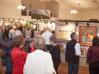 Die Kunstler von Fredericksburg presents 25th Annual Show and Sale