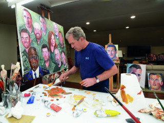 Portraits of Courage from George Bush