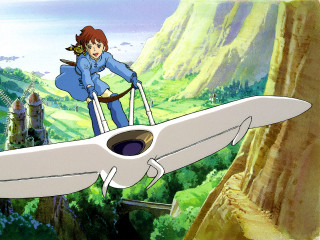 Angelika Film Center presents Studio Ghibli Festival: Nausicaa of the Valley of the Wind