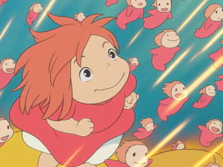 Angelika Film Center presents Studio Ghibli Festival: Ponyo