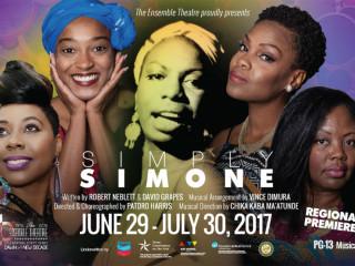 Ensemble Theatre presents Simply Simone