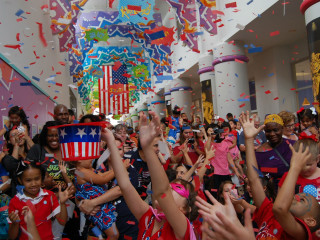 Children's Museum of Houston presents Kidpendence Day