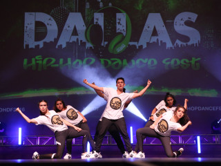 Dallas Hip-Hop Dance Festival