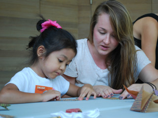 UMLAUF Sculpture Garden Museum presents Family Day