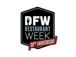 DFW Restaurant Week 2017