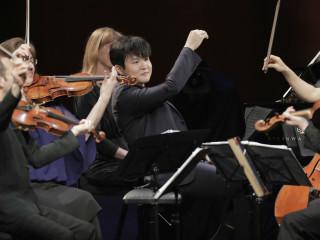 Yekwon Sunwoo, 2017 Van Cliburn Piano Competition winner