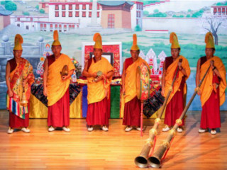 Asia Society Texas Center presents <i>Sacred Music Sacred Dance for World Healing</i>