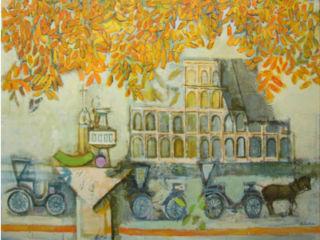 "William Reaves | Sarah Foltz Fine Art presents ""Celebrating Houston's Founding Modernists: Featuring David Adickes, Henri Gadbois & Leila McConnell"" opening reception"