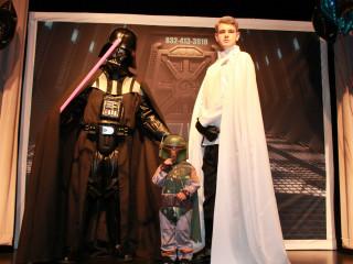 Children's Museum of Houston presents Trekkies vs. Star Wars