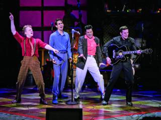 Zach Theatre presents Million Dollar Quartet