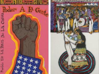 """La Peña Gallery presents Amado Peña: """"A Decade in Portrait"""" opening reception"""