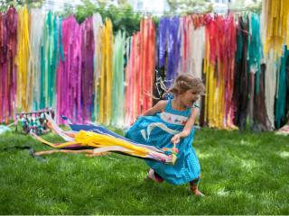 Discovery Green presents Color The Ave
