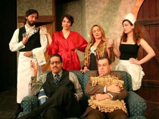 Pocket Sandwich Theatre presents Don't Dress For Dinner