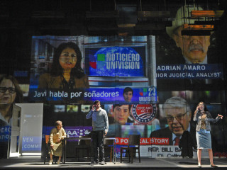 Deferred Action at Dallas Theater Center