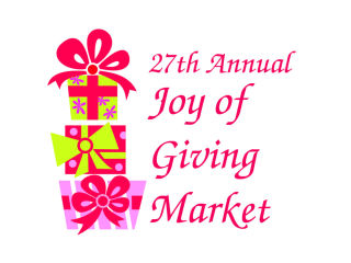 St. Martin's Episcopal Church presents 27th Annual Joy of Giving Market