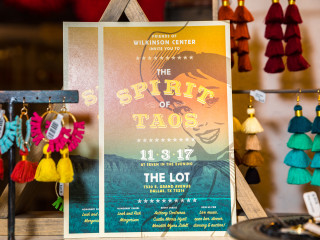 Wilkinson Center presents The Spirit of Taos