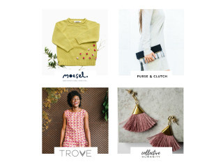 Purse & Clutch, Trove, Moesel, SixChel, Collective Humanity and Penguino Travel presents A Night of Delight: Fall Fashion Market