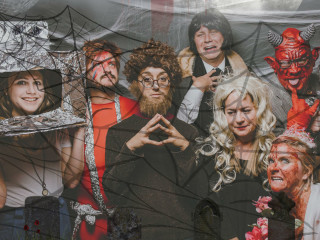 Hell presents The Comedy Seance 10th Anniversary