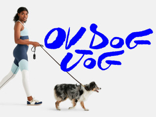 Outdoor Voices Dog Jog