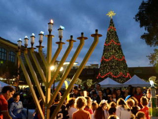 Grand Chanukah Celebration and Menorah Lighting