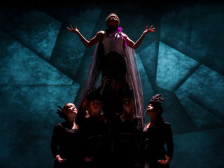 The University of Texas at Austin Department of Theatre and Dance presents <i>Fall for Dance</i>