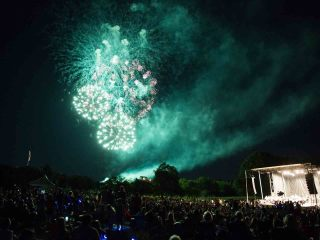 Memorial Day Concert and Fireworks Display