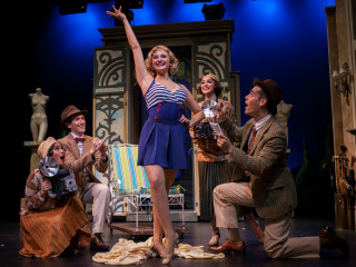 The University of Texas at Austin Department of Theatre and Dance presents <i>The Drowsy Chaperone</i>