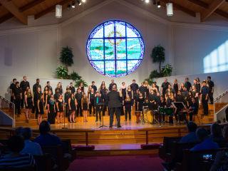 Christmas Benefit Concert