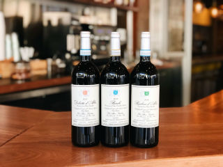 Elio Altare Wine Tasting + Pizza Party