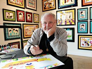 Ron Campbell: Beatles Pop Art