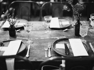 wood—supper, seating I