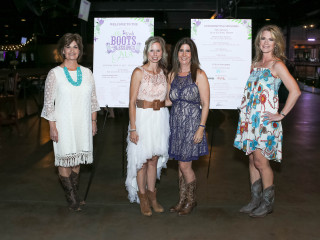 Ally's Wish presents Boots & Blessings Gala