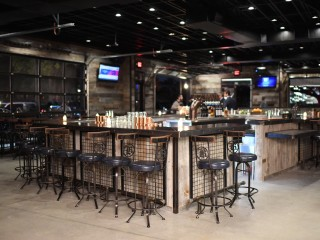 Bosscat Kitchen interior