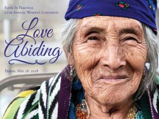 11th Annual Women's Luncheon: Abiding Love