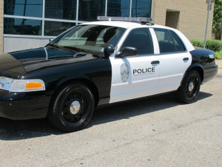 Austin Police Department police car