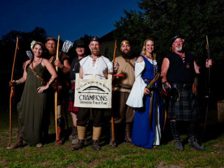 The Clans' Battle of the Bowmen 2018