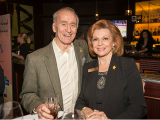 Dot and Walter Cunningham