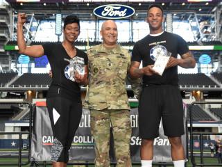 Dallas Cowboys Military Combine Finals