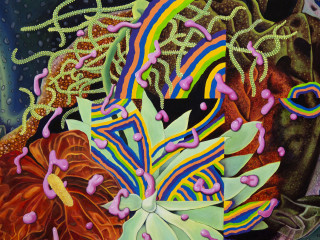 Ro2 Art Gallery presents Linda Dee Guy: Littoral Imaginarium