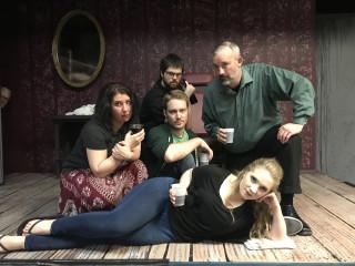 Camp Death Productions presents Camp Death Live