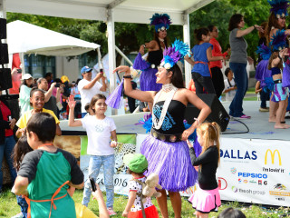 Greater Dallas Asian American Chamber of Commerce presents Home Depot Asian Festival