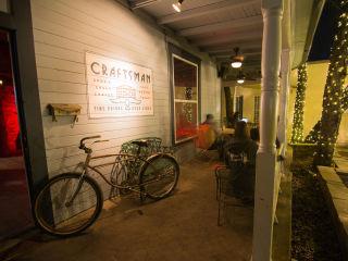 Craftsman bar in Austin