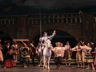 Houston Ballet presents <i>Don Quixote</i>