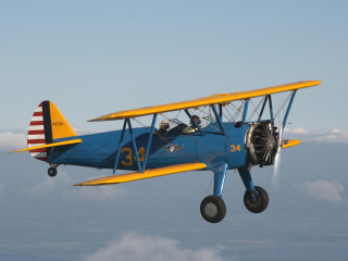 Commemorative Air Force Barnstorming Event